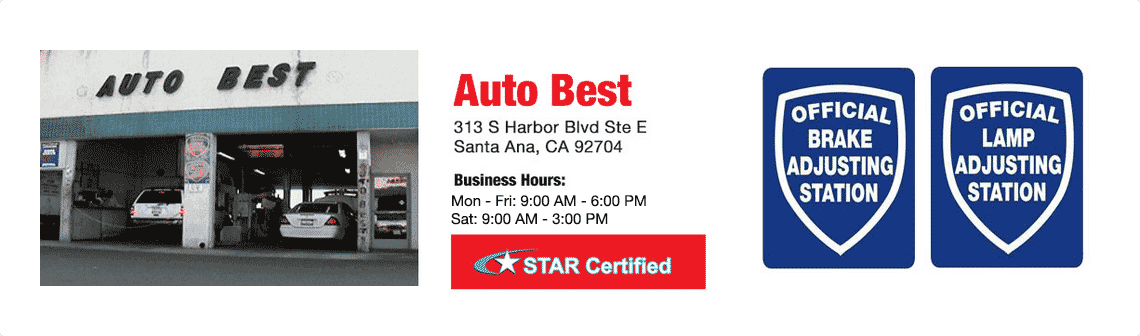 Auto-Best-Smog-Check-Repair